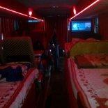 Автобус Москва-Махачкала Дербент. Телевизор