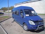 Из Москвы в Минск на Mercedes Sprinter 313 VIP (Blue Vanda)