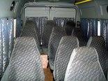 Комфортабельный салон автобуса из Новотроицка в Уфу