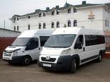 Комфортабельные автобусы междугороднего класса Оренбург - Уфа